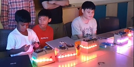 Unleash the Lights with Microbit July School Holiday Special tickets