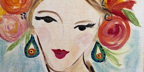 Paint Night -- Sassy Sister tickets
