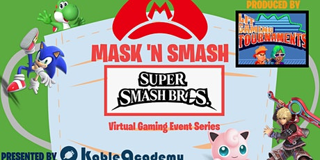 Mask N' Smash Online Tournament Presented By Kable Academy tickets