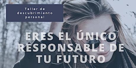 TALLER DE DESCUBRIMIENTO PERSONAL - 25% PREVENTA hasta el 16 Julio 2020 entradas