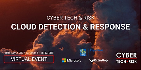 Cyber Tech & Risk - Cloud Detection & Response tickets