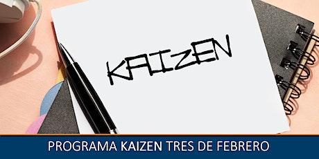 Programa Kaizen INTI - Tres de Febrero entradas