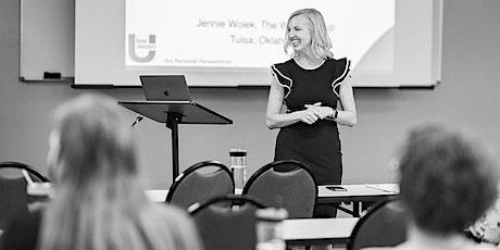 Mirror My Business Workshop with Jennie Wolek tickets