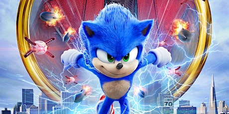 SONIC THE HEDGEHOG at Thetford Drive-In Experience tickets