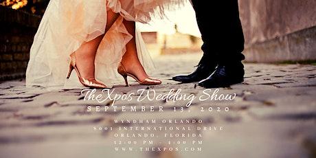 TheXpos Wedding Show  & Bridal Expo September 13, 2020 tickets