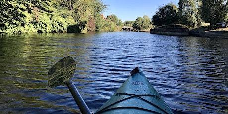 London Kayak Race tickets