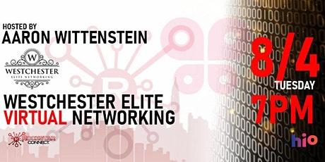 Free Westchester Elite Rockstar Connect Networking Event (August) tickets