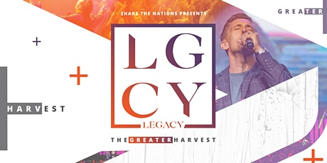 Legacy USA 2020 tickets