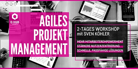 Beginner-Workshop: Agiles Projektmanagement Tickets