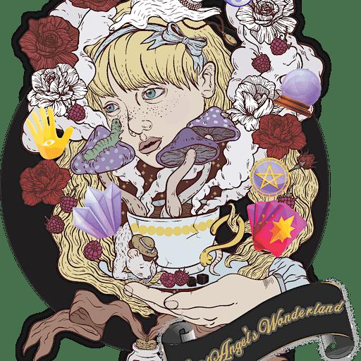 Lucid Angel's Wonderland logo