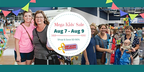 Huge Kids' Back To School Resale Event 3 Days Only tickets