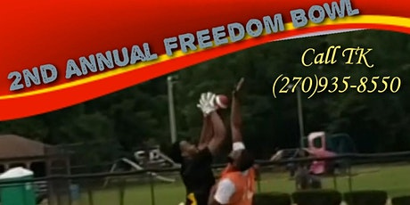 2nd Annual Freedom Bowl tickets