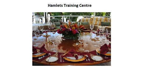 HACCP from delivery to service - Individual Module (Food Safety Level 2) tickets
