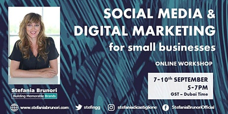 Social Media and Digital Marketing for SMEs, Entrepreneurs and Solopreneurs tickets
