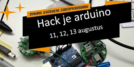 Hack Je Arduino tickets