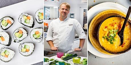 Kids World of Food - online cookery for summer holidays (empanadas) tickets