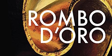 Rombo d'oro - Concerto gruppo d'ottoni dell'Orchestra Filarmonica Calamani biglietti