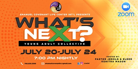 What's Next- Young Adult Collective tickets