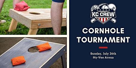 KC Crew Cornhole Tournament tickets