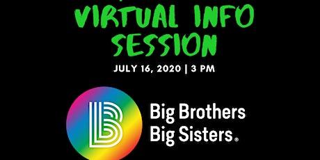 LGBTQ+ Program Info Session tickets