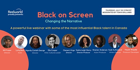 Black On Screen: Changing The Narrative tickets
