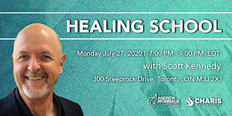 Healing School Toronto with Scott Kennedy tickets