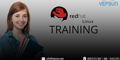 Linux  administrator new online batch@Vepsun Technologies tickets