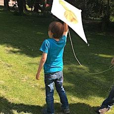 Workshop vliegers maken tickets