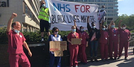 We Demand Change:Open Forum - Covid19, Racism& Disproportionate BAME Deaths tickets