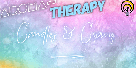 AromaTHERAPY: Candles & Coping tickets