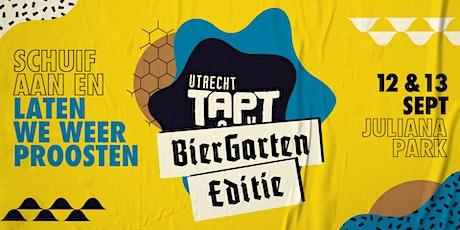 Utrecht TAPT | Biergarten Editie 2020 tickets
