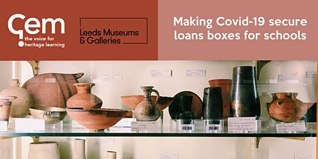 Making Covid-19 secure loans boxes for schools tickets
