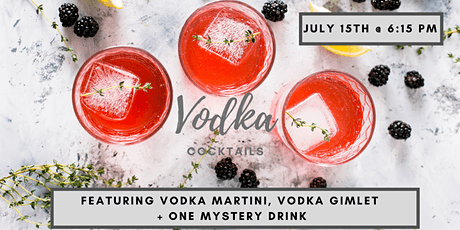 Virtual Happy Hour hosted by Bar Chef Cocktail Kits tickets