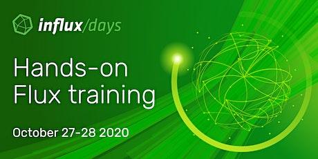 Hands-on Flux Training - Virtual Course biglietti