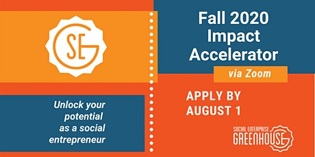 Fall 2020 Impact Accelerator - Info Sessions tickets