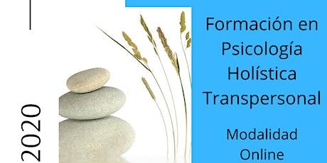 Formación en Psicología Holística Transpersonal entradas