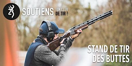 Soutiens ton club de tir : Stand de tir des Buttes (62) billets