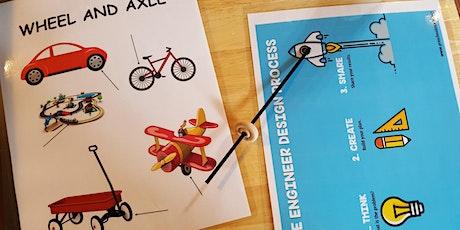 Waterworks Museum Preschool Summer Series - What's an Engineer? tickets