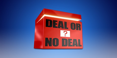 Deal or No Deal tickets