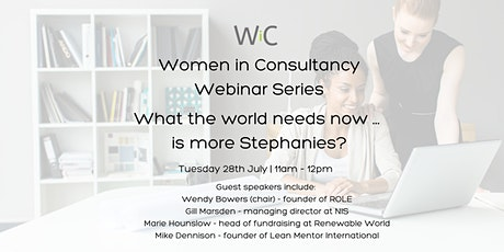 What the world needs now…is more Stephanies? tickets