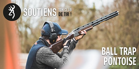 Soutiens ton club de tir : Ball Trap Pontoise (95) billets
