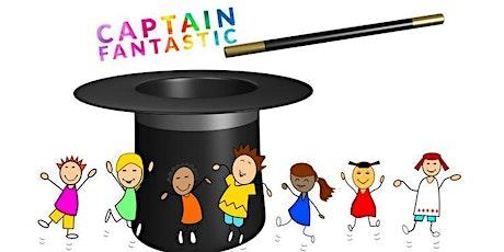 Captain Fantastic's Magic & Disco Show! tickets