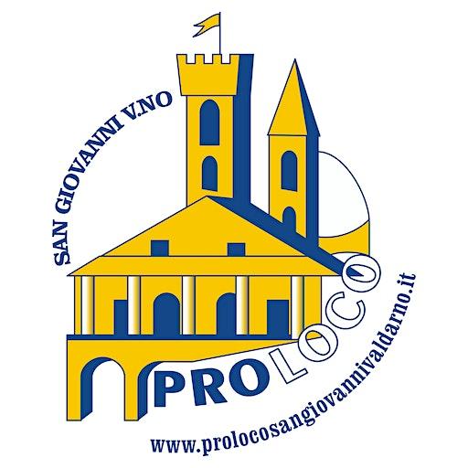 """Associazione Pro Loco S Giovanni Vno """"R. Costagli"""" logo"""