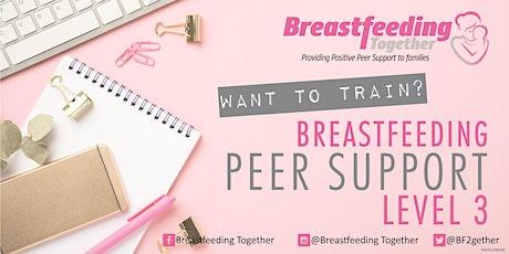 Award in Breastfeeding Peer Support Level 3 tickets