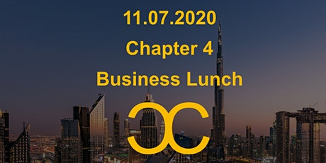 Chat N Chew - Chapter 4 (Business Lunch) tickets