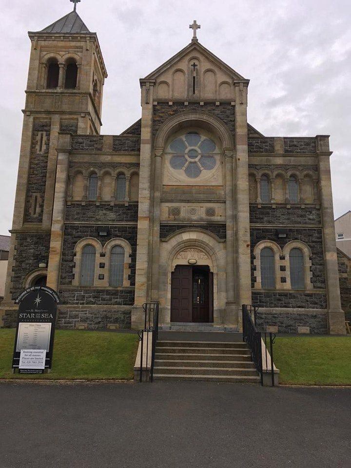 Sunday Mass in St Mary's Star of the Sea Portstewart image