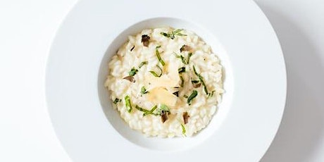 Larks Live cook-along class with Jazzi Curley: Risotto tickets