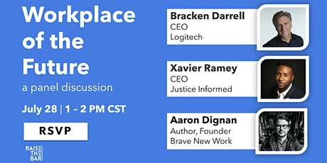 Workplace of the Future (a panel discussion) tickets