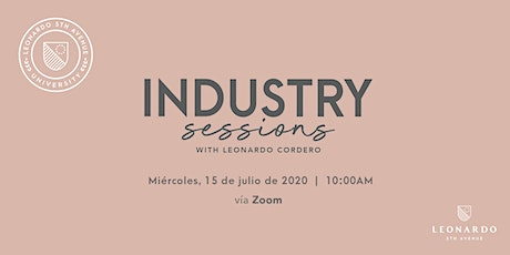 Industry Sessions: Introducción a Textiles tickets