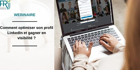 Webinaire comment optimiser son profil Linkedin ? billets